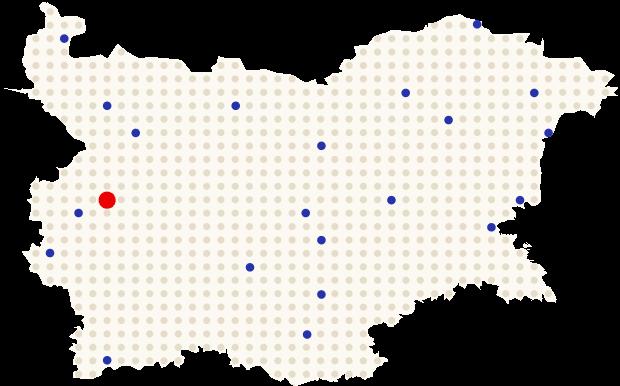 офисите на Kreston BulMar в страната